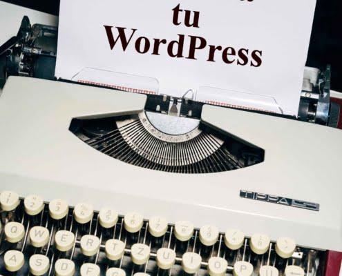 Actualiza tu WordPress